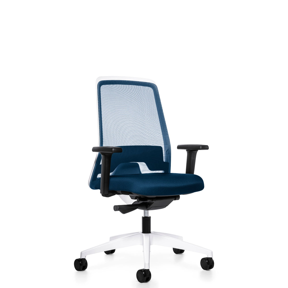 Interstuhl Office EVERYIS1 Office Task Chair 182E Signal Blue