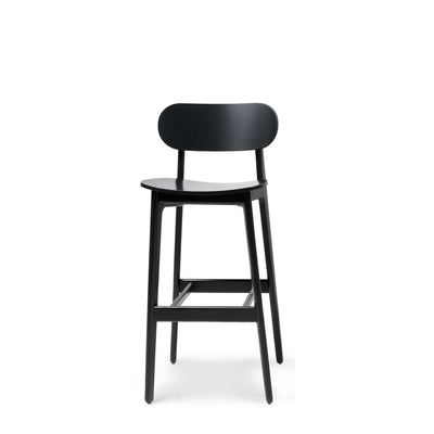 Modus Office PLC Bar Stool Black Grey