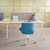 Noom 30 Comfortable Office Task Chair Setting Image