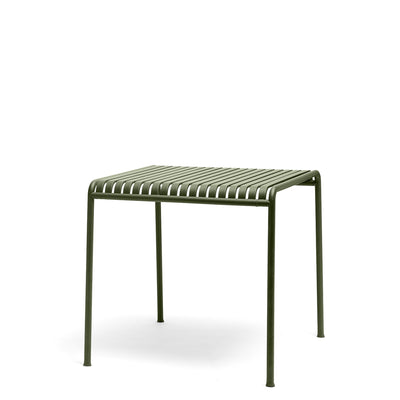 HAY Office Palissade Table Olive Green