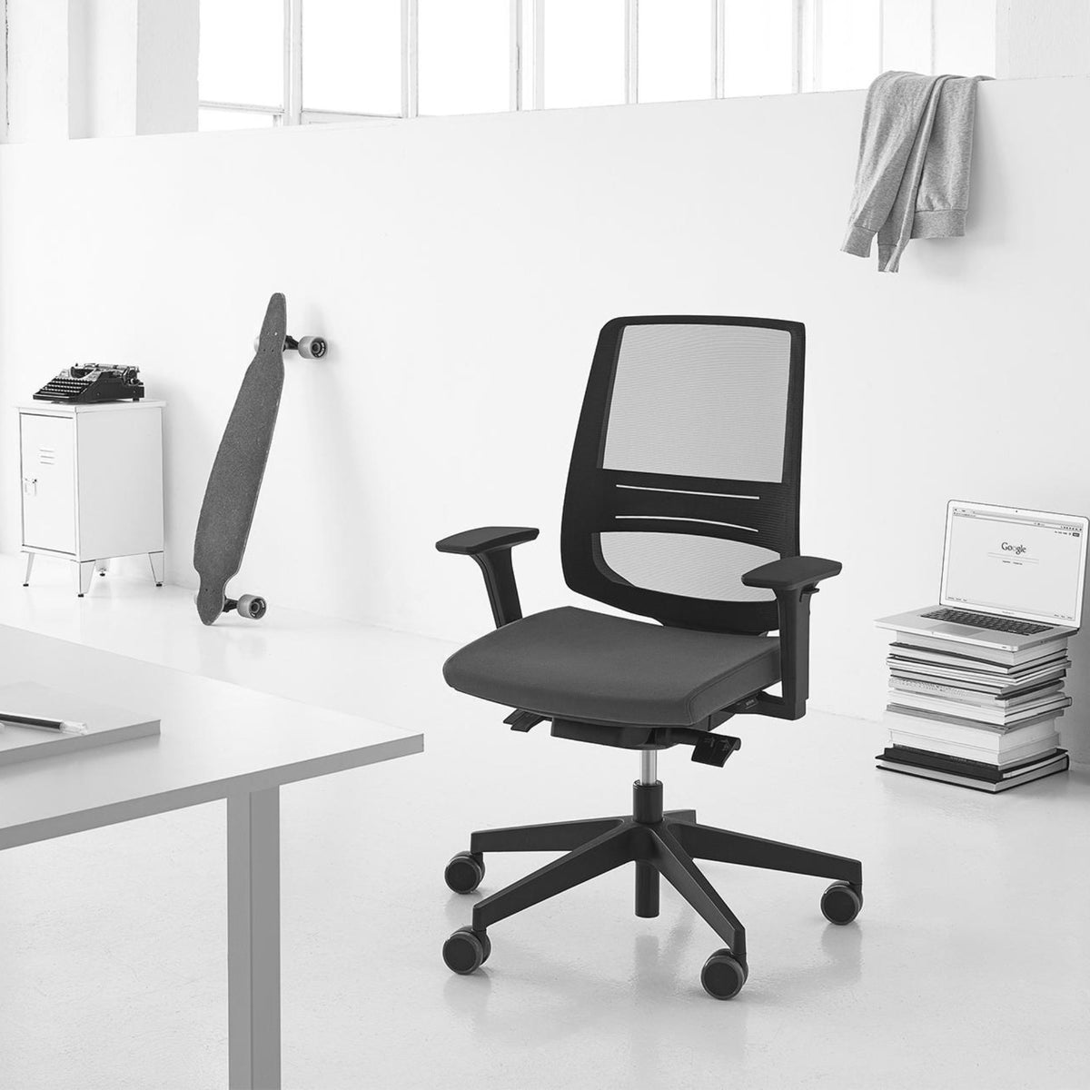 Spacestor LightUp Office Task Chair Seating
