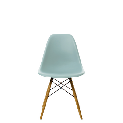 Vitra Eames DSW Plastic Side Chair Ice Grey 23