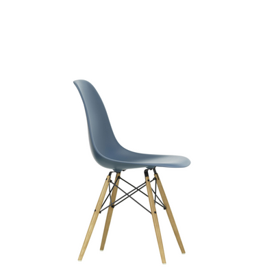 Vitra Eames DSW Plastic Side Chair
