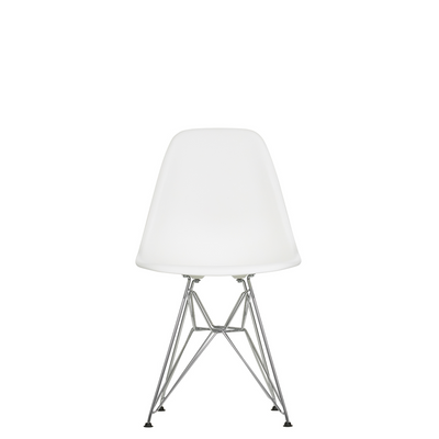 Vitra Eames Plastic Side Chair DSR White 04