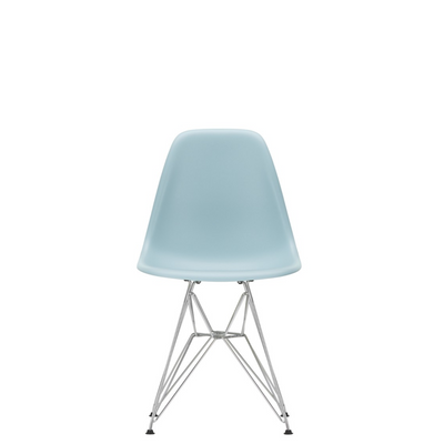 Vitra Eames Plastic Side Chair DSR Ice Grey 23