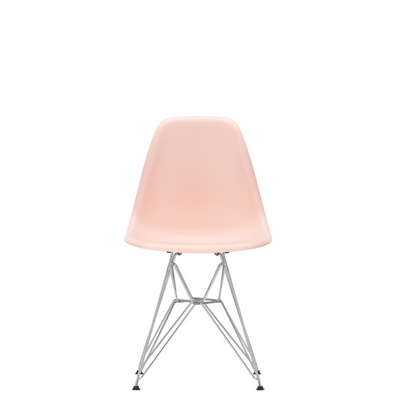 Vitra Eames Plastic Side Chair DSR Pale Rose 41