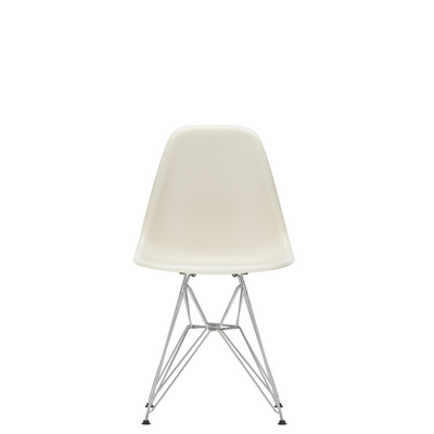 Vitra Eames Plastic Side Chair DSR Pebble 11