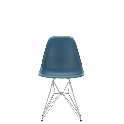 Vitra Eames Plastic Side Chair DSR Sea Blue 83