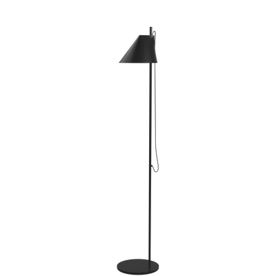 Louis Poulsen Office Black YUH Floor Lamp by GamFratesi