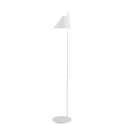 Louis Poulsen Office White YUH Floor Lamp by GamFratesi
