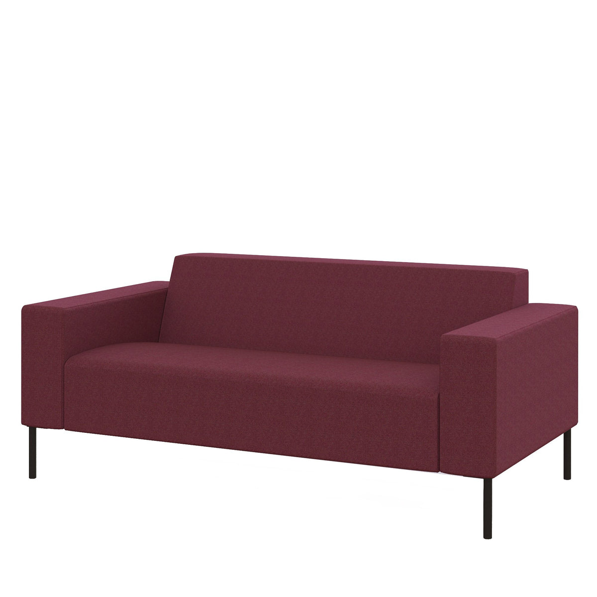 Hitch Mylius HM18 Origin Two Seat Sofa Black Legs Wembley