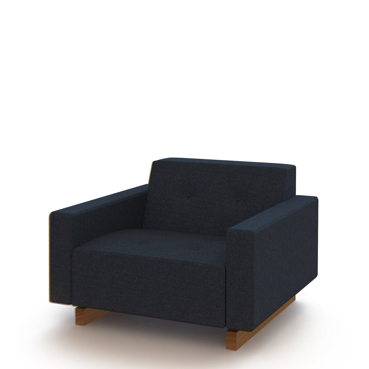 Hitch Mylius Office HM46 Tower Abbey Armchair