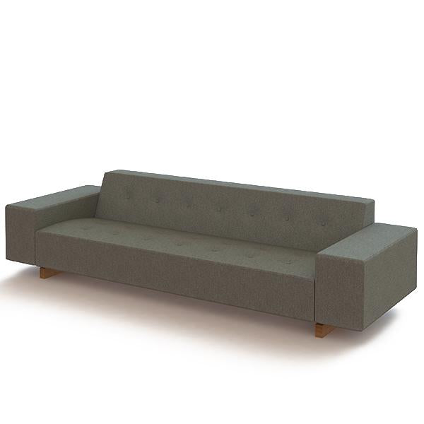 Hitch Mylius Office HM46 Abbey Three Seat Sofa Camden