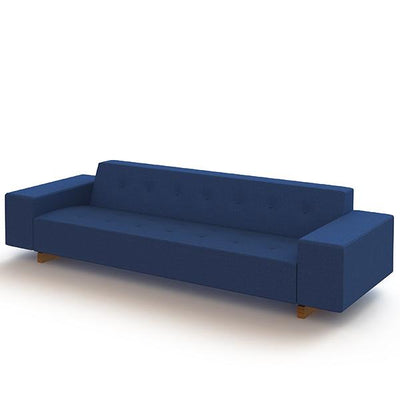 Hitch Mylius Office HM46 Abbey Three Seat Sofa Holborn