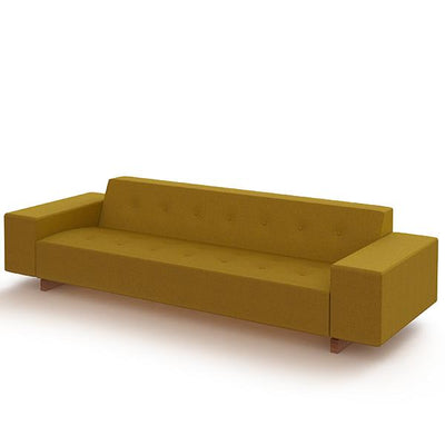 Hitch Mylius Office HM46 Abbey Three Seat Sofa Tooting