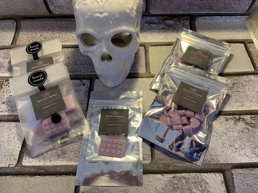 Madame Coco - New Mini Heart Bag  Luxury Wax Melts
