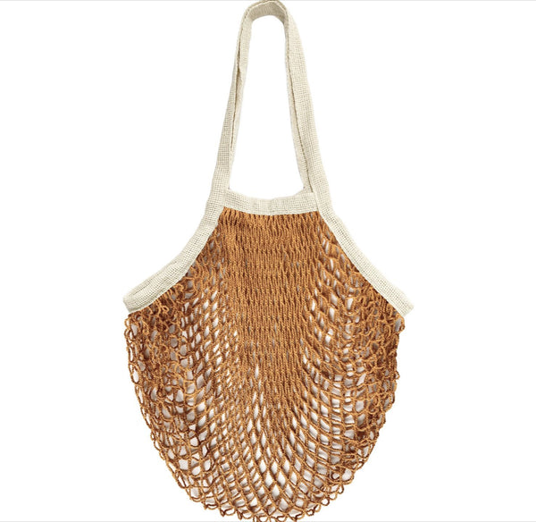 The French market bag in goldenrod - ShopToute.com