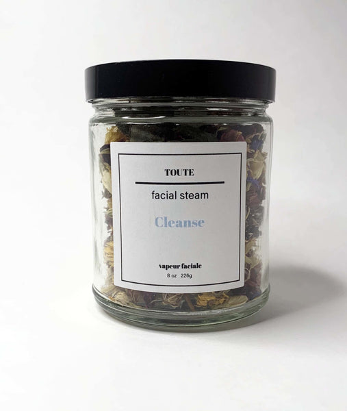 Toute Facial Steam - Cleanse - ShopToute.com