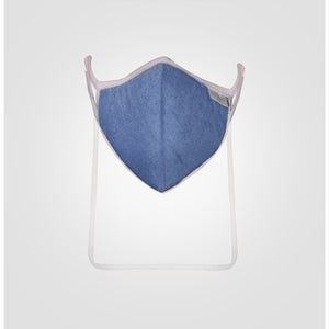 face masks Airlens N99 Protection Mask Washable 'Blue' - JOVAJOVA-Fashion-Studio