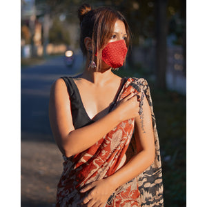 face masks Jova Red # - JOVAJOVA-Fashion-Studio