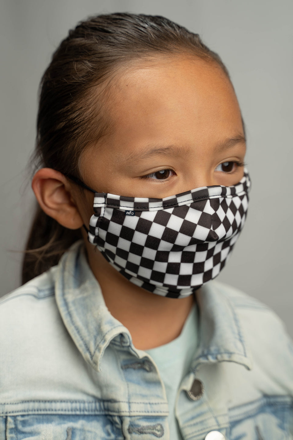 Kids Patterned Face Mask