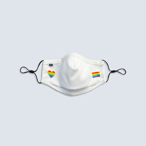 Kids Pride Face Mask