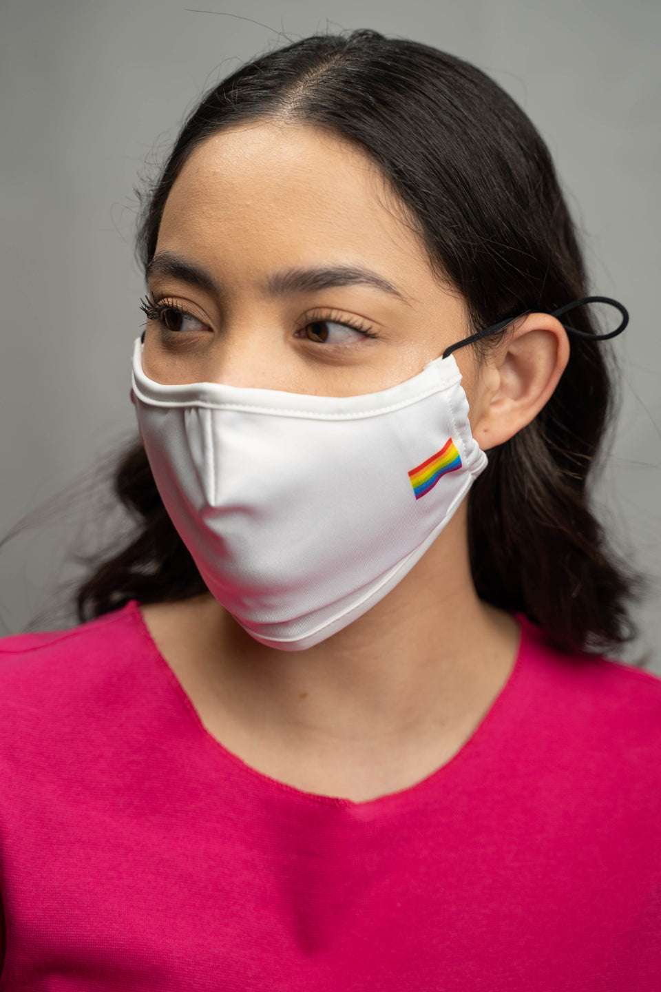 Adult Pride Face Mask - NiiceFace