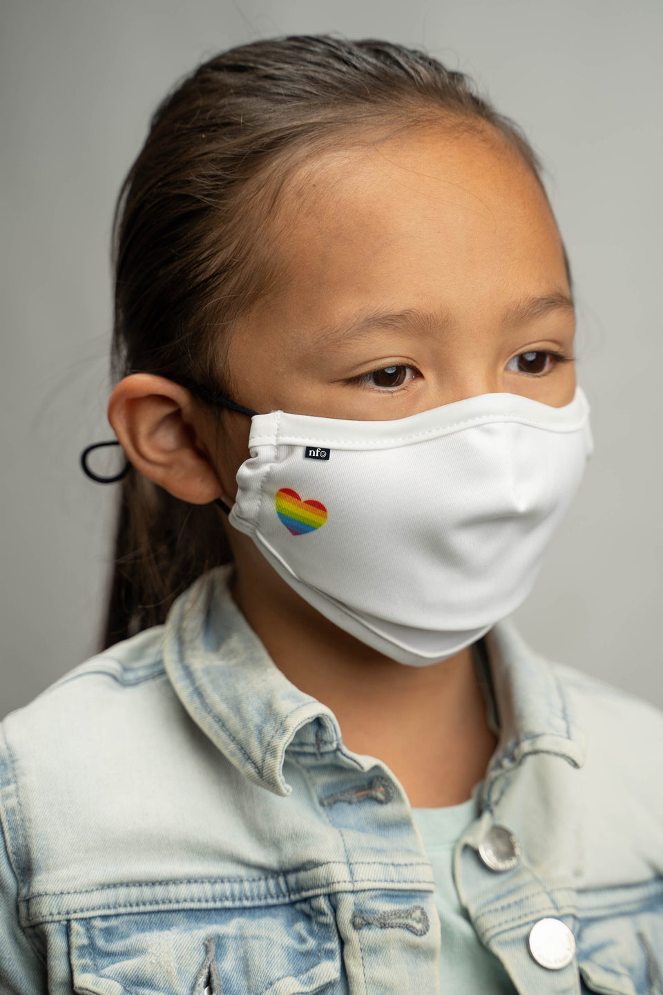 Kids Pride Face Mask - NiiceFace