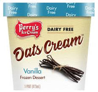Vanilla frozen dessert with other natural flavors! Not only is this dairy free, but from egg, soy, tree nuts, peanuts and wheat. What more could you ask for!