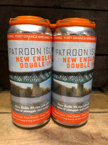 This is a crushable brew is ripe with flavors of pineapple and orange  4 pack of cans  ABV: 8.7%This is a crushable brew is ripe with flavors of pineapple and orange  4 pack of 16 oz cans  ABV: 8.7%