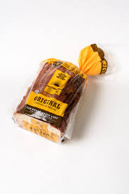 Our first loaf.  A whole grain favorite for everyday eating.  Enjoy!  Does not contain gluten.  Sliced, Pullman loaf.