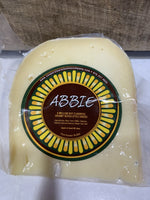 Abbie: a wonderful crystalline texture and mature, yet mellow flavor. Avg 8 oz.
