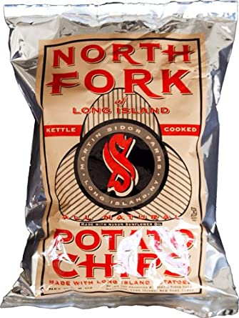 All natural Kettle Cooked in healthy sunflower oil for a golden crispy, extra crunchy and naturally hearty potato flavor. Lightly salted and (of course) no preservatives, trans-fats or cholesterol.  wt 6 oz
