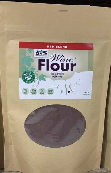 Equal parts of Pinot Noir, Merlot, Cabernet and Cabernet Franc. Yum! Want a wine powder that goes with red berry deserts, smoothies AND red meats? Then this one is for you!
