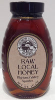 Harvested from local apiaries in the Hudson Valley.  Floral notes.     16 oz. glass jar.