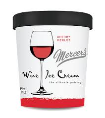 A Merlot wine recognized for its plum and black cherry undertones, and accentuated it with plump Bordeaux cherries.   1 pint  Ingredients & Nutrition Facts | mercersdairy