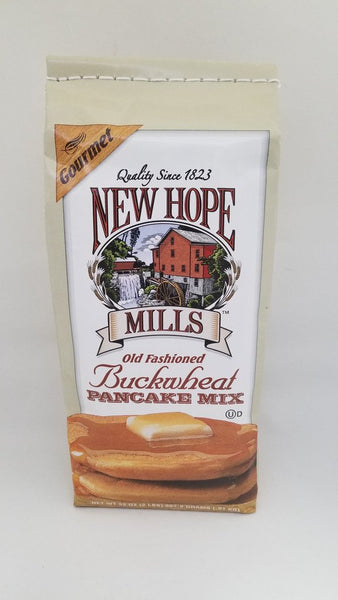 Pancake Mix, Buckwheat, 32 oz