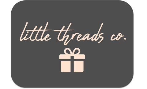 little threads co. gift card