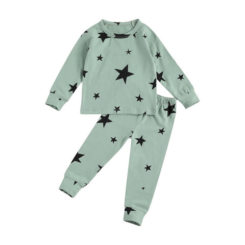Starry Night Pajama Set