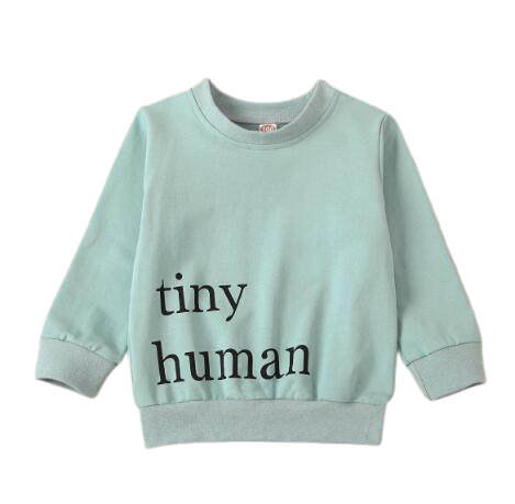 Tiny Human Sweatshirt