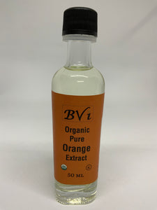Organic Pure Orange Extract 50ml