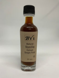 Natural Vanilla Extract Single Fold 50 ml