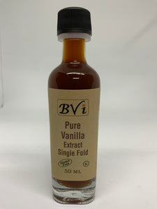 Pure Vanilla Extract Single Fold 50ml