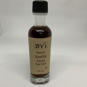 Natural Vanilla Extract Double Fold 50ml