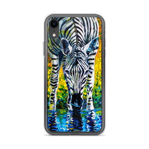 "iPhone Case ""Zebra"""