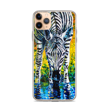 "Load image into Gallery viewer, iPhone Case ""Zebra"""