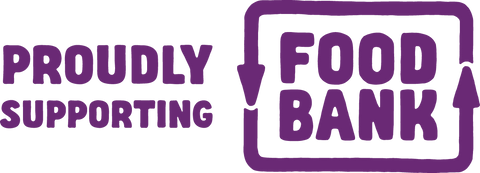 Proudly Supporting Foodbank Logo