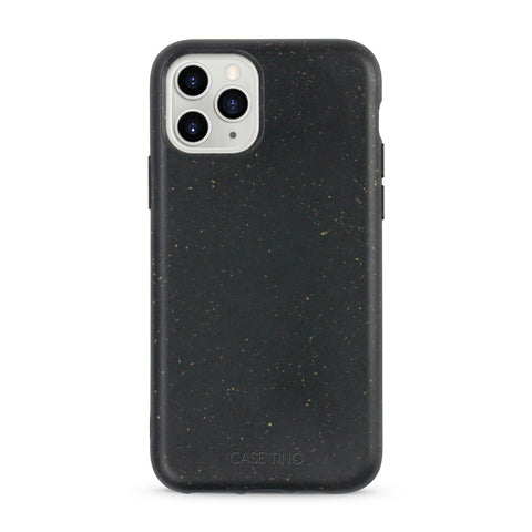 Natural Black Biodegradable iPhone 11 Pro Max Case