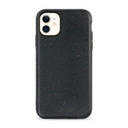 Natural Black Biodegradable iPhone 11 Case