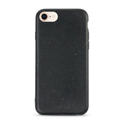 Natural Black Biodegradable iPhone SE Case
